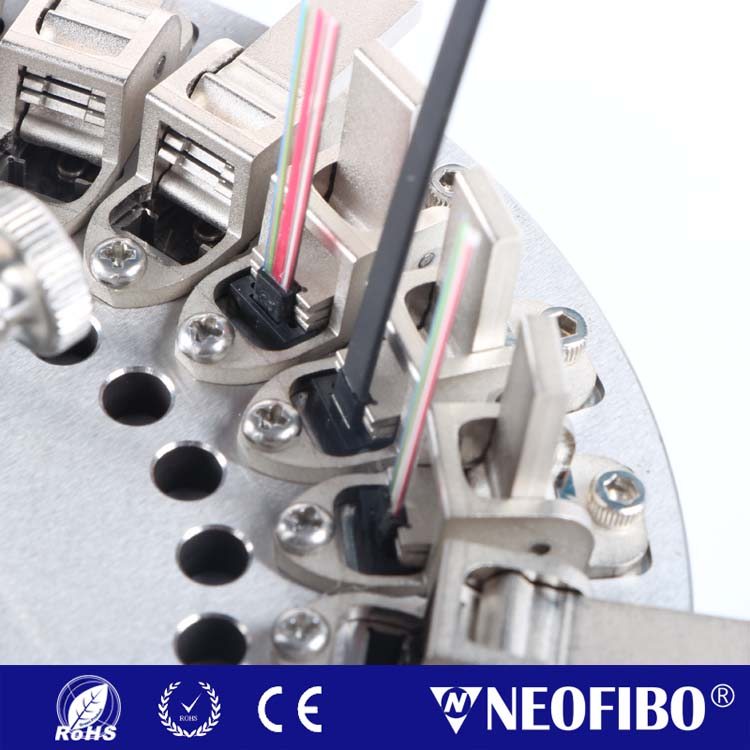 MPO APC 光纤研磨夹具 MPO-APC-12DM