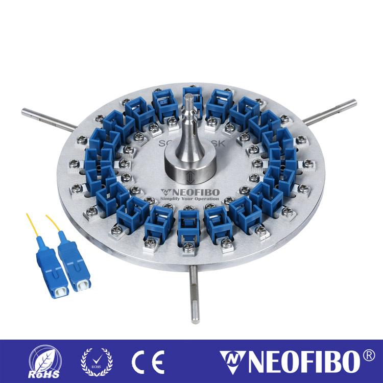 Fiber Optic Polishing Fixture SC-PC-20SK