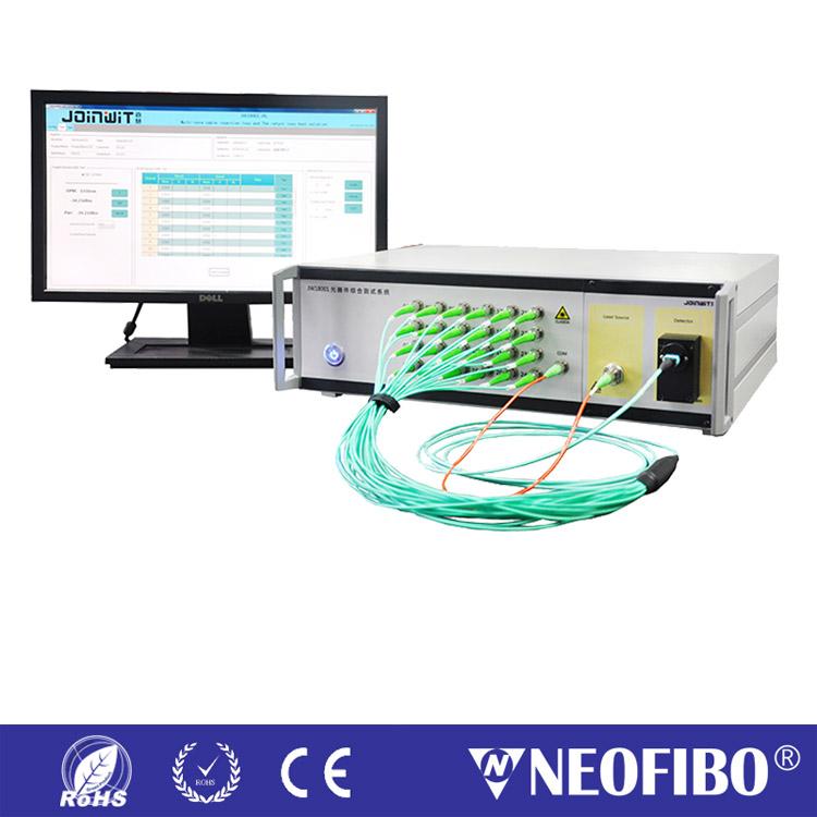 多通道台式衰减器FK-18001(MM)