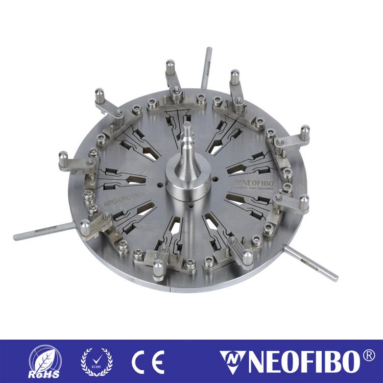 MPO/UPC连接器成品研磨盘,MPO-UPC-18SK