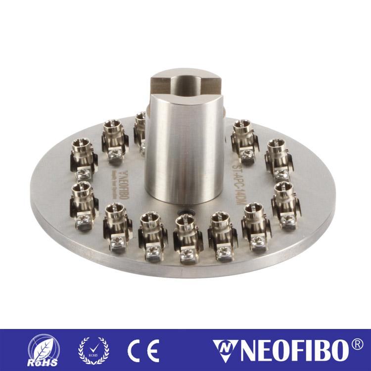 ST/APC连接器成品研磨盘,ST-APC-14DM