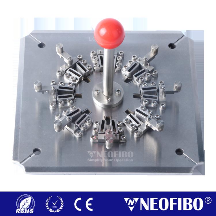 LC/APC 四角加压衰减器研磨夹具 LCA-32-ATR
