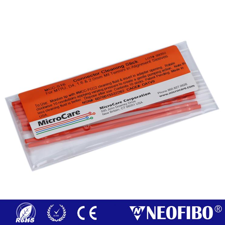 光纤清洁棒 MCC-S16