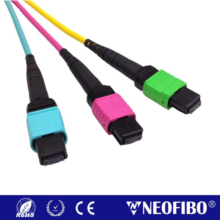 Senko MPO/PC Multi Mode OM4 Adapter MPO-MPO-OM4-AD